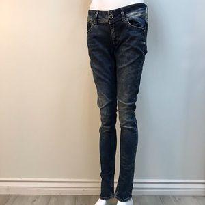 G-Star raw denim dark wash skinny jeans